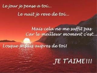 Po me d amour pour elle messages d 39 amour - Poeme d amour a imprimer ...